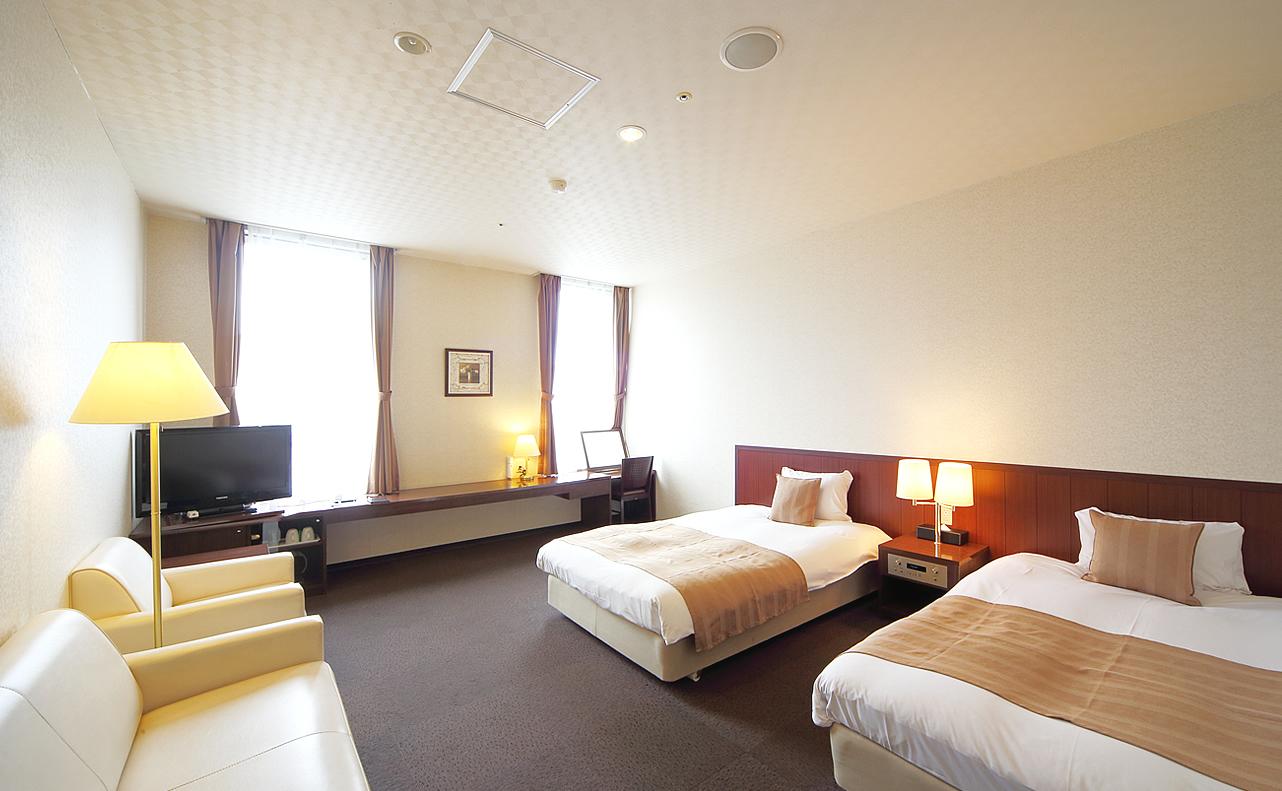 Rooms / 客室