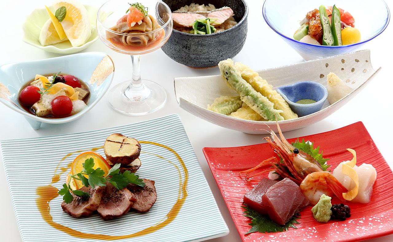 Restaurant / レストラン「八島」