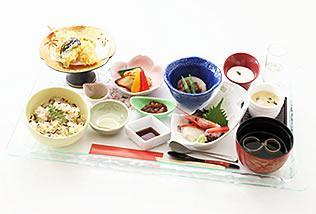 八島彩り御膳(コーヒー・デザート付)画像